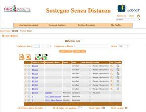 Applicazione web per sostegno a distanza in loco