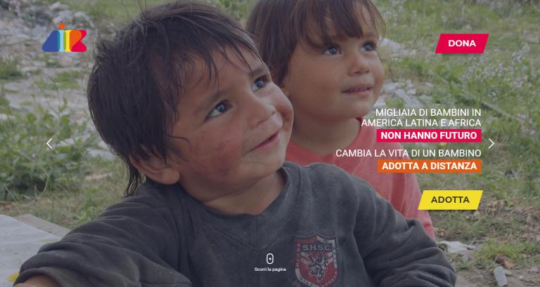 E' online il nuovo sito web dell'Associazione Internazionale Padre Kolbe Onlus – AIPK