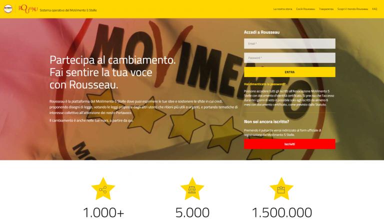 La piattaforma Rousseau integra il CRM myDonor® per la gestione dei propri sostenitori