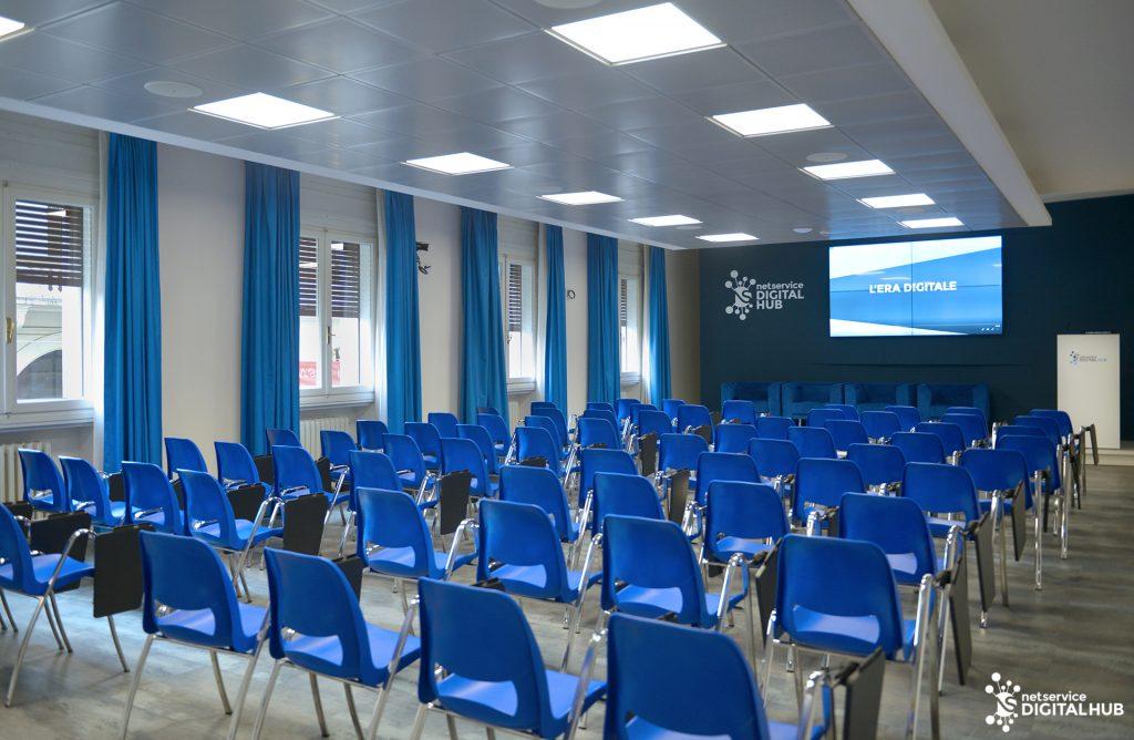Sala convegno digital hub