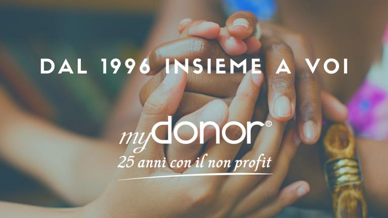 10 marzo 2021, ritorna il Network Clienti myDonor®