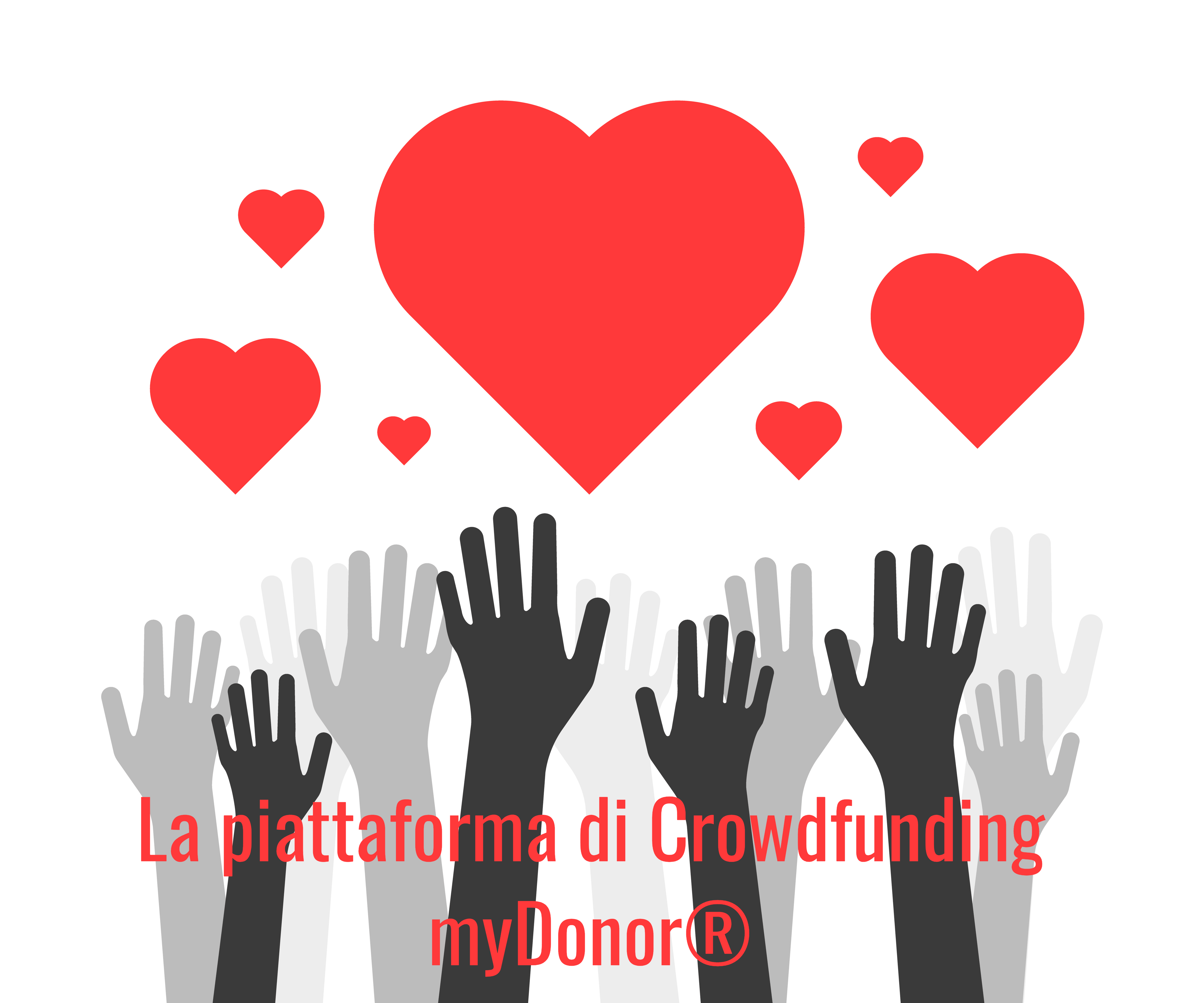 9 aprile 2021 La piattaforma di Crowdfunding myDonor®