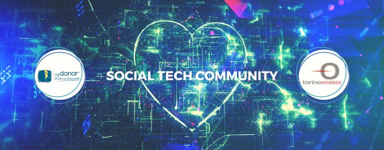 Maggio  2021 – La jointventure myDonor® per la trasformazione digitale del Terzo Settore